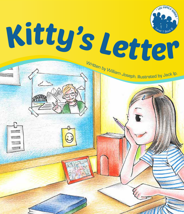 Lee Family Series. Books 6: Kitty's Letter