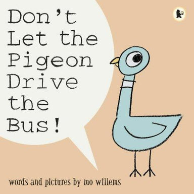 Don't Let the pigeon drive the bus (Cover)