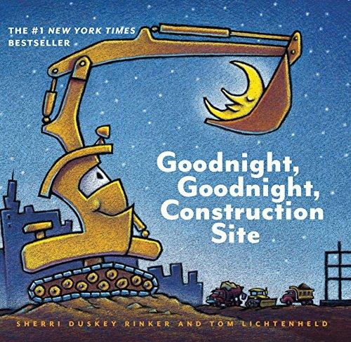 Goodnight goodnight construction site (cover)