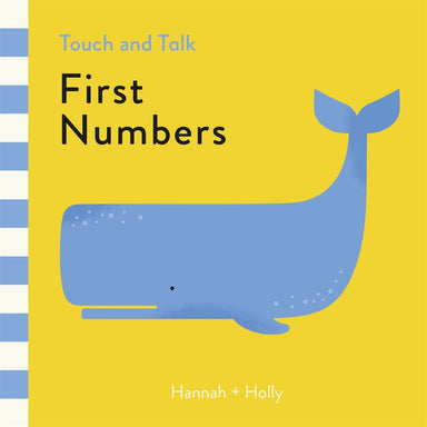 Hannah + Holly Touch And Talk: First Numbers