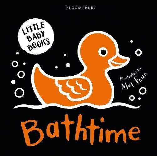 Little baby books bathtime (cover)
