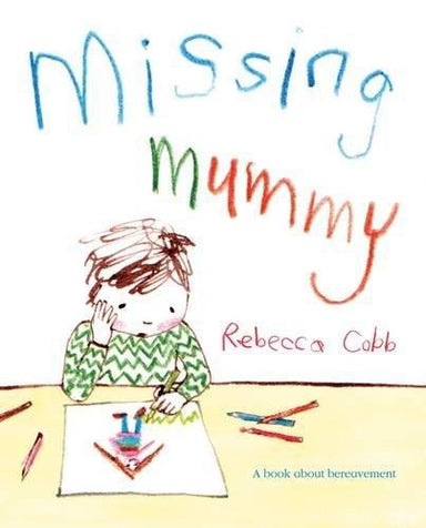Missing mummy (cover)
