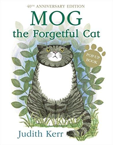 Mog The Forgetful Cat Pop-Up