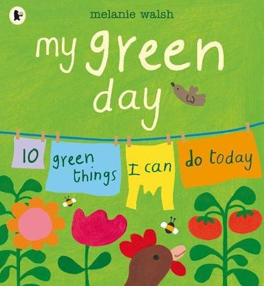 My Green Day : 10 Green Things I Can Do Today