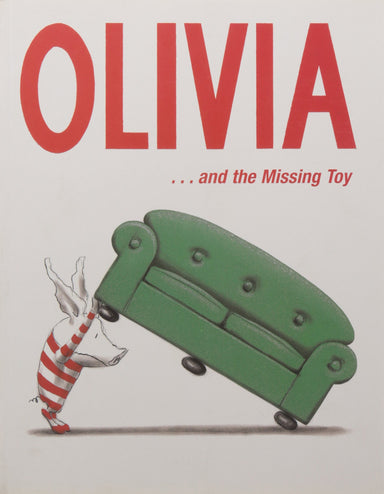 Olivia and this missing toy (cover)