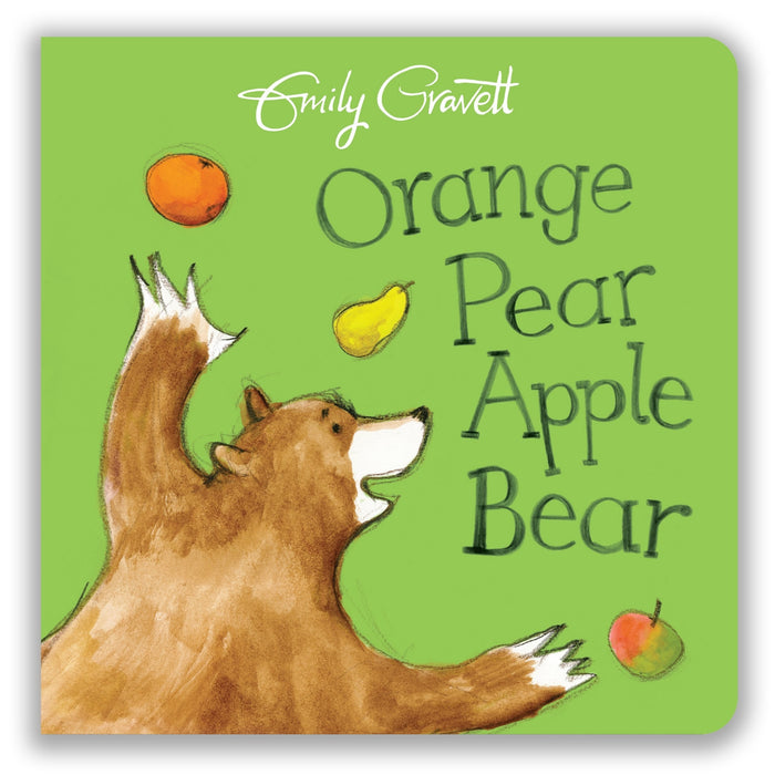 Orange Pear Apple Bear (cover)