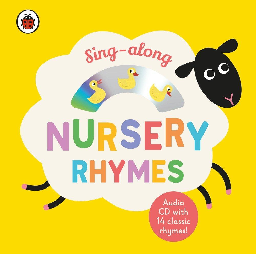 Sing-Along Nursery Rhymes : Cd And Board Book