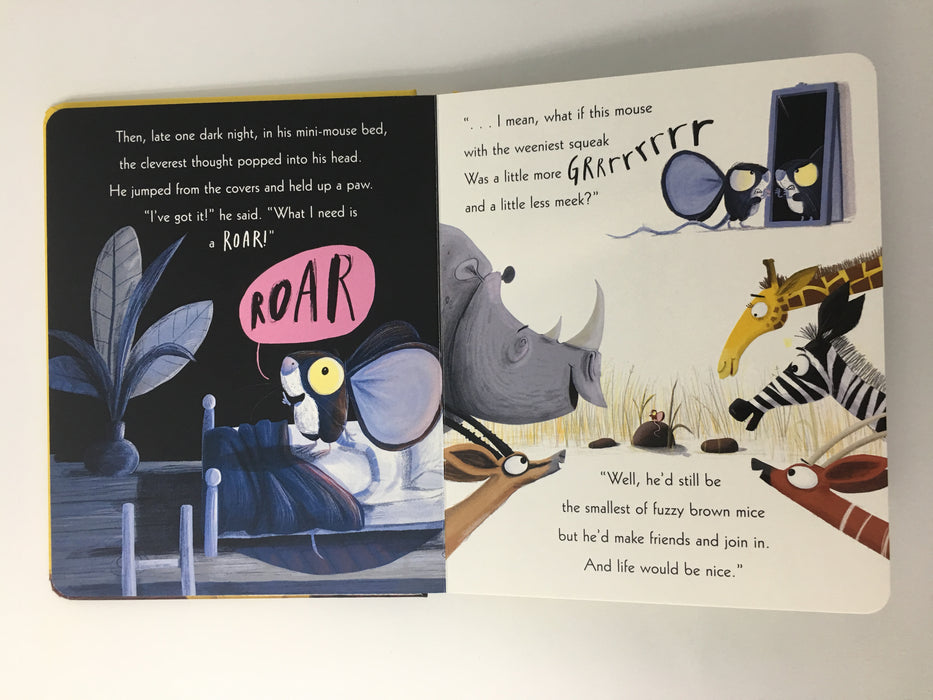 The Lion Inside : Board Book