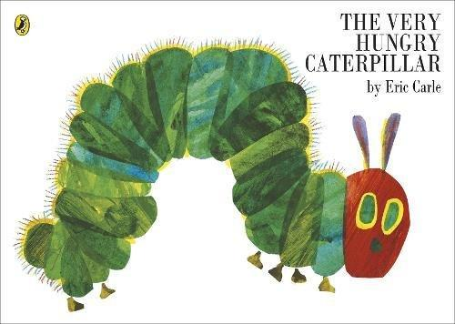 The Very Hungry Caterpillar (Cover)