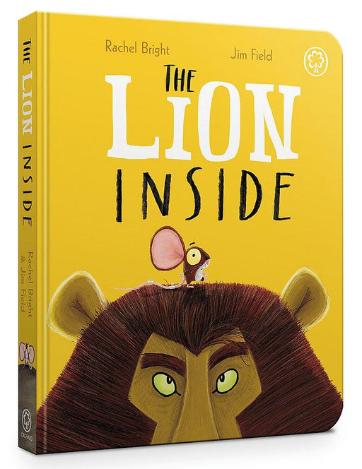The Lion inside (cover)