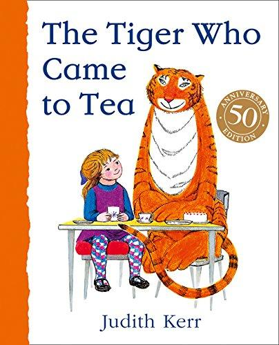 The tiger who came to tea (cover)