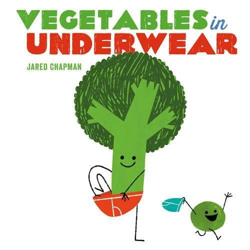 Vegetables in underwear (cover)