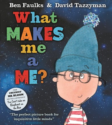 What makes me a me (cover)