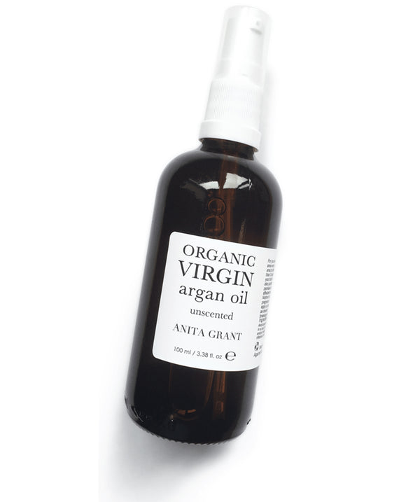 Organic Virgin Argan Oil 50ml