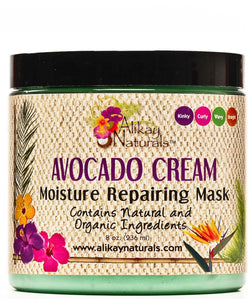 Avocado Cream Moisture Repairing Mask