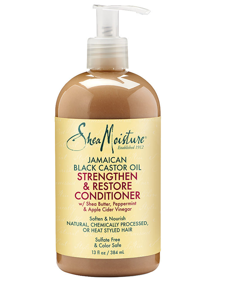 Jamaican Black Castor Oil Strengthen Grow And Restore Conditioner