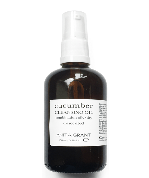 Cucumber Cleansing Oil