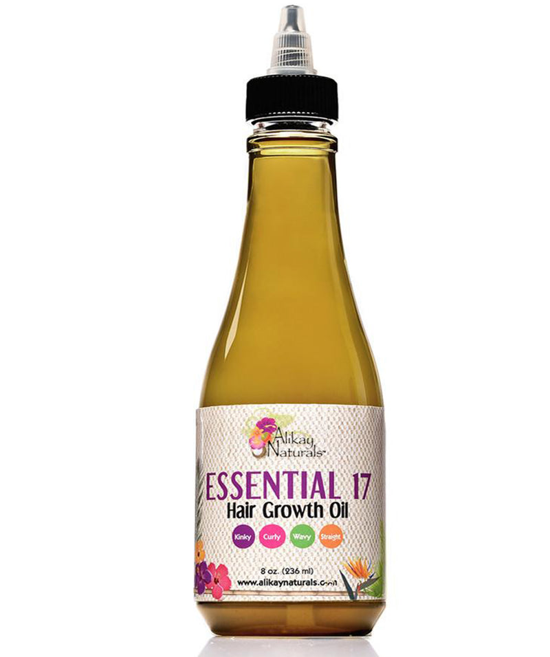 Essential 17 Hair Growth Oil