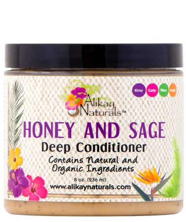 Honey & Sage Deep Conditioner
