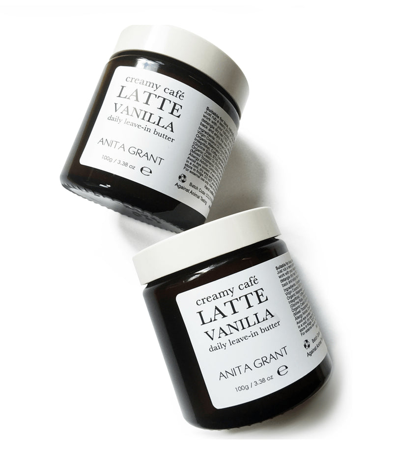 Creamy Cafe Latte Berry Body Butter
