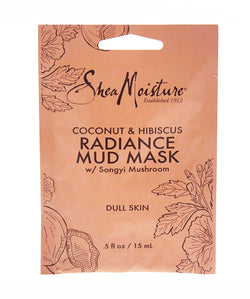 Coconut And Hibiscus Radiance Mud Mask