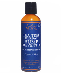 Men Tea Tree After Shave & Bump Preventer Herbal Elixir