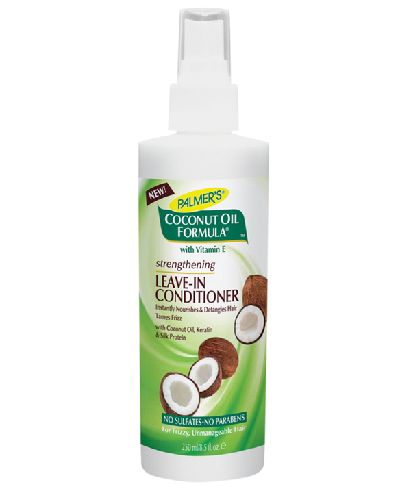 Coconut Oil Formula Strengthening Leave In Conditioner