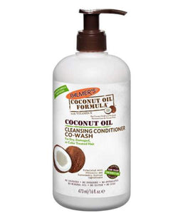Coconut Oil Formula Cleansing Conditioner Co Wash
