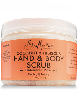Coconut And Hibiscus Hand & Body Scrub