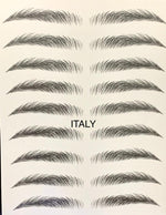 Italy Eyebrow Tattoo