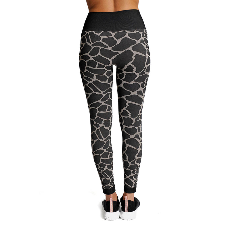 BeWild Beauty On The Go Leggings Giraffe - BeGoodNy