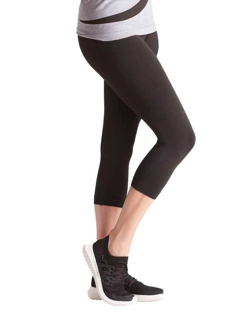 BeCasual Beauty On The Go Leggings 3/4 - BeGoodNy