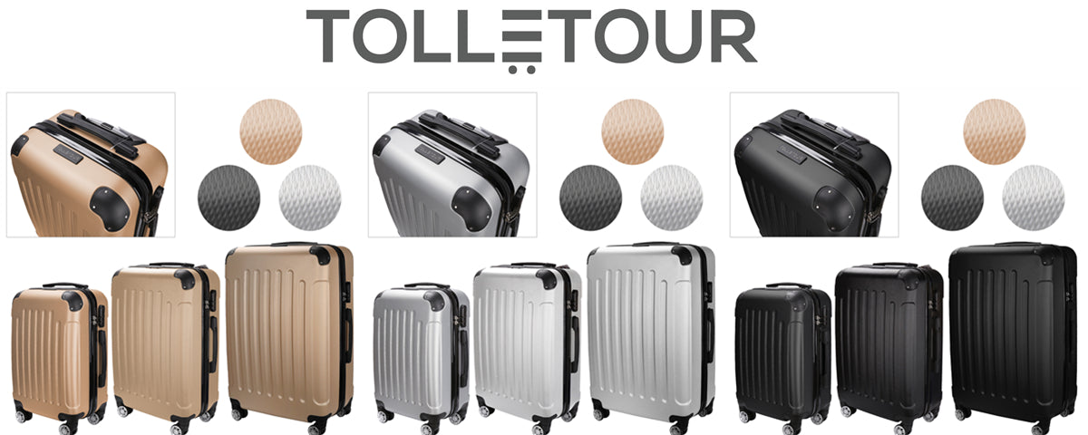 Tolletour Trolley Koffer