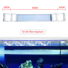 LED Aquarien Beleuchtung 6W for 30-50cm Tank/ 11W for 50-70cm Tank/ 18W for 75-95cm Tank/ 25W for 95-115cm Tank