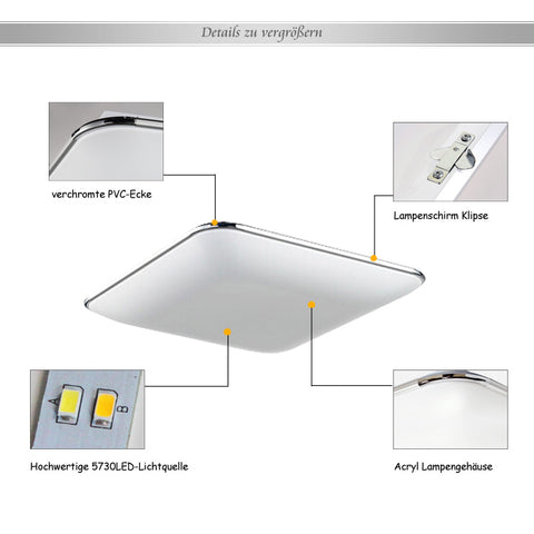 Image of led-deckenleuchte-24w-warmweiss-hengda