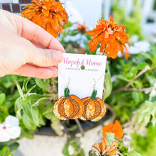 Load image into Gallery viewer, Pumpkin Patch Earring
