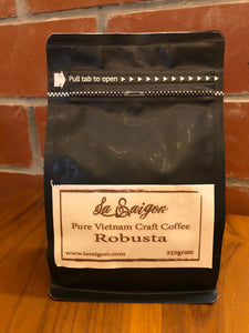 La Saigon Robusta Coffee beans