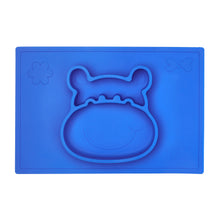 Best dishwasher-safe, microwave-safe, oven-safe and even freezer-safe baby led weaning placemat.