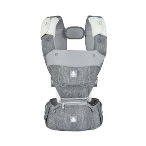 Best ergonomic baby carrier with free teething bibs available in South Africa.