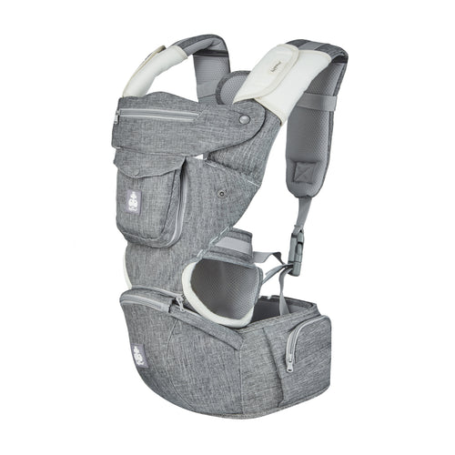 Best ergonomic baby carrier in South Africa with 10-in-1 ways to carry baby.