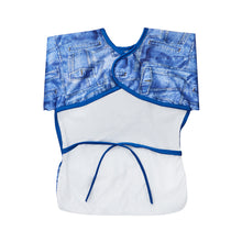 Best waterproof apron and bib for baby with tie-back.
