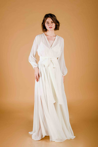 La Tercera Heart Plain Dressing Gown