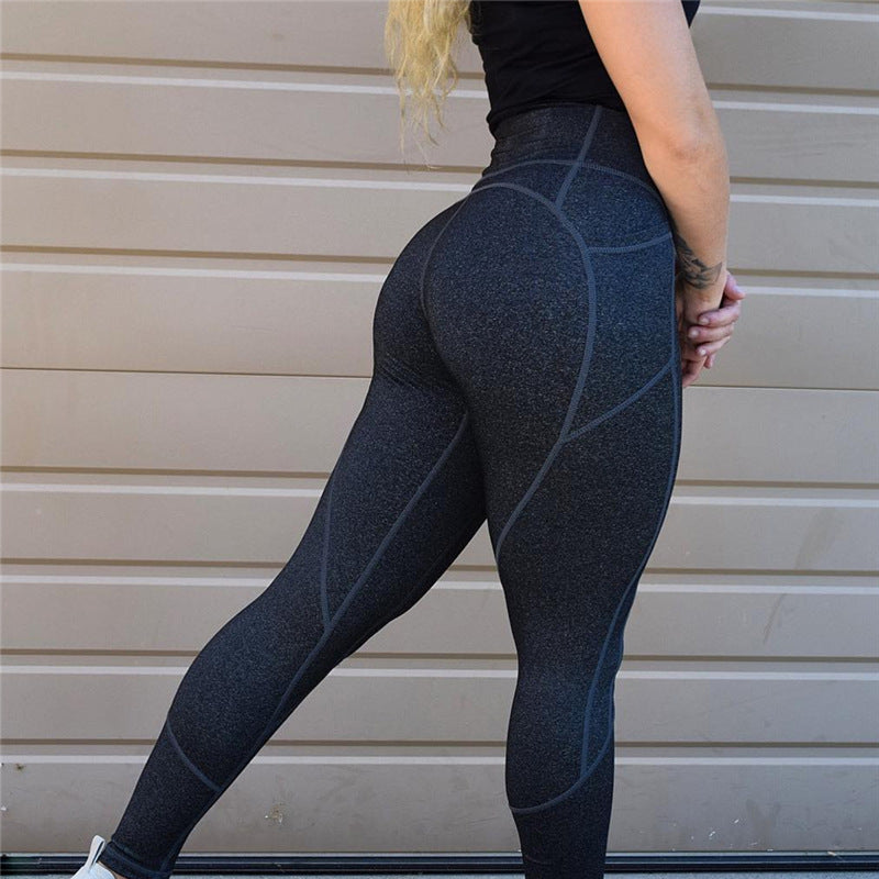 2020 Leggings Hips Slim Trousers Breathable Yoga Pants