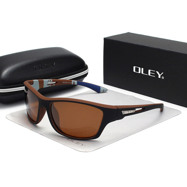 Polarized Luxury Brand Sunglasses For Men