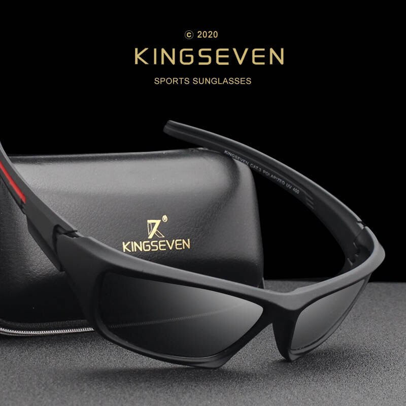 Luxury Brand Designer Fashion Polarized Sunglasses Men