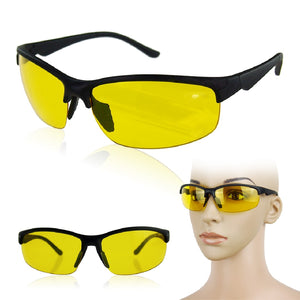 High Definition Classic Night Vision Driving Sunglasses For Men Women