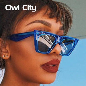 Stylish Cat Eye Women Sunglasses