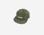 Packable Camp Hat - Corduroy Olive
