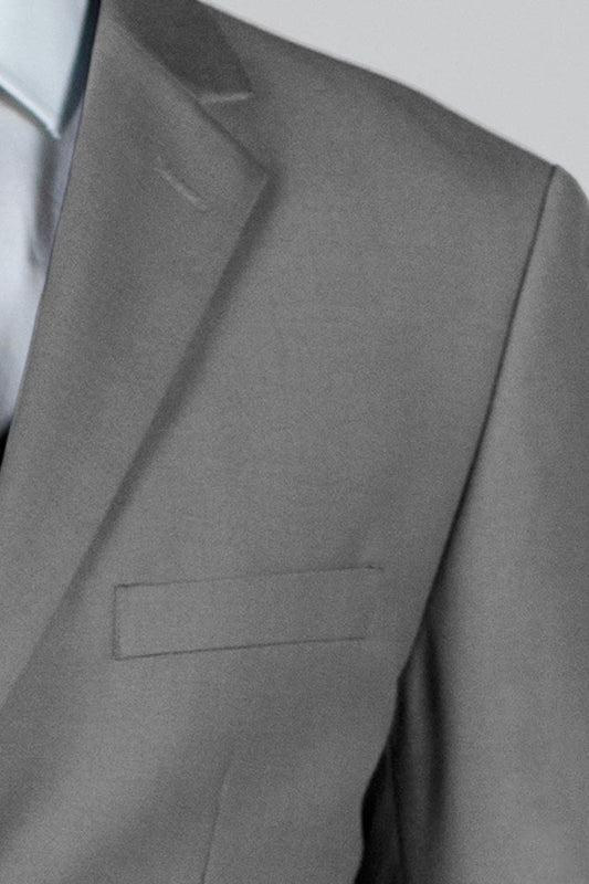 Light Grey Three Piece Suit