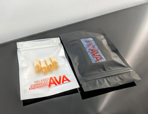 AVA capsule (4 capsules) – enhance your MOOD. - Limitless Life Supplements powered by WebNutrients